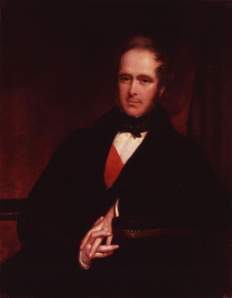 Палмерстон в 1840-х годах