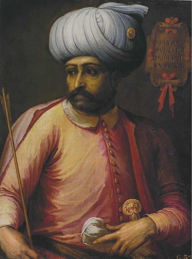Портрет султана Селима I