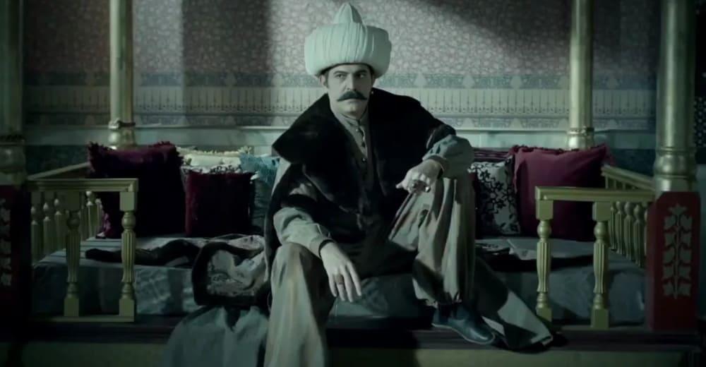 Селим I в сериале «Великолепный век»