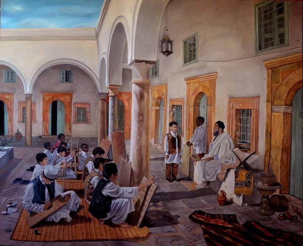 Rehab Takalli «Изучение Священного Корана»