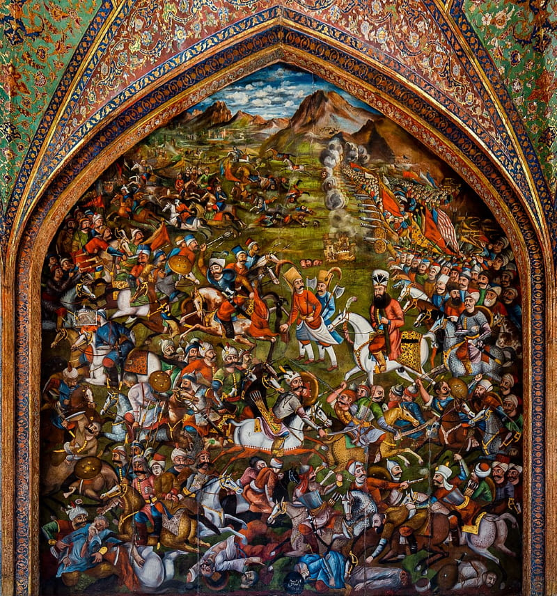 Чалдыранская битва / © Amir Pashaei / commons.wikimedia.org