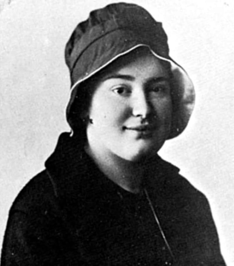 Елизавета Юрьевна Скобцова (монахиня Мария)