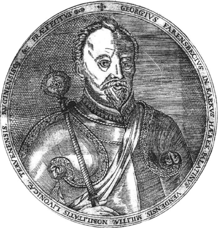 Георг (Юрген) фон Фаренсбах