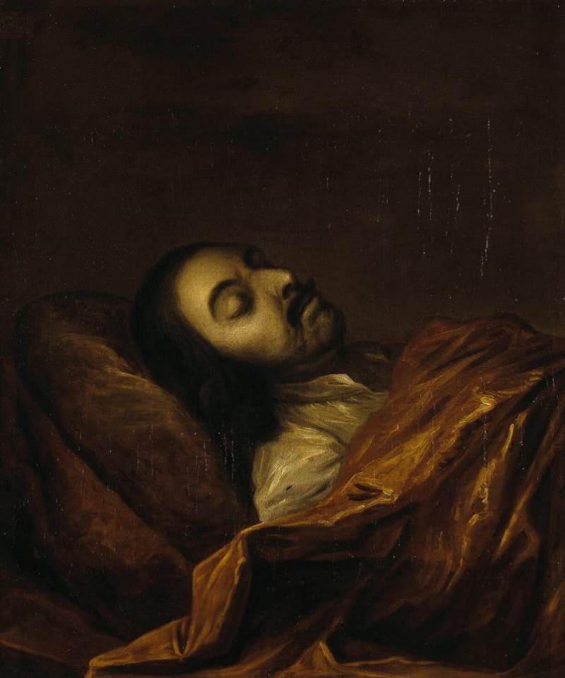 Иван Никитин «Пётр I на смертном одре»