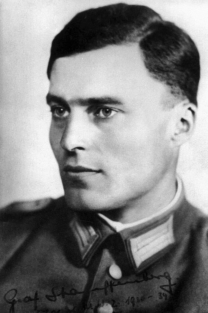 Клаус Шенк фон Штауффенберг