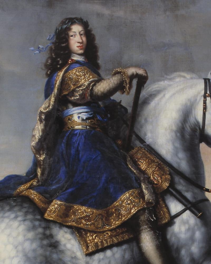 Король Швеции Карл XI