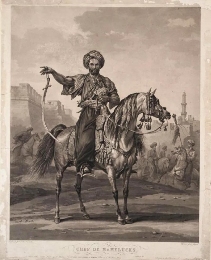 Мамлюкский воин