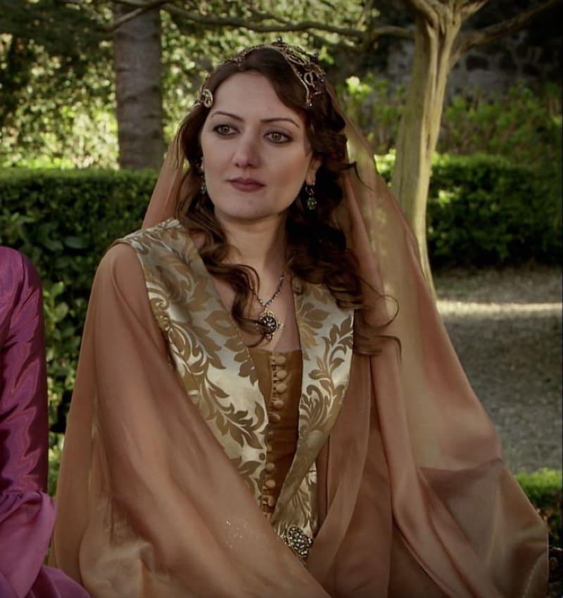 Образ Бейхан-султан из сериала «Великолепный век»