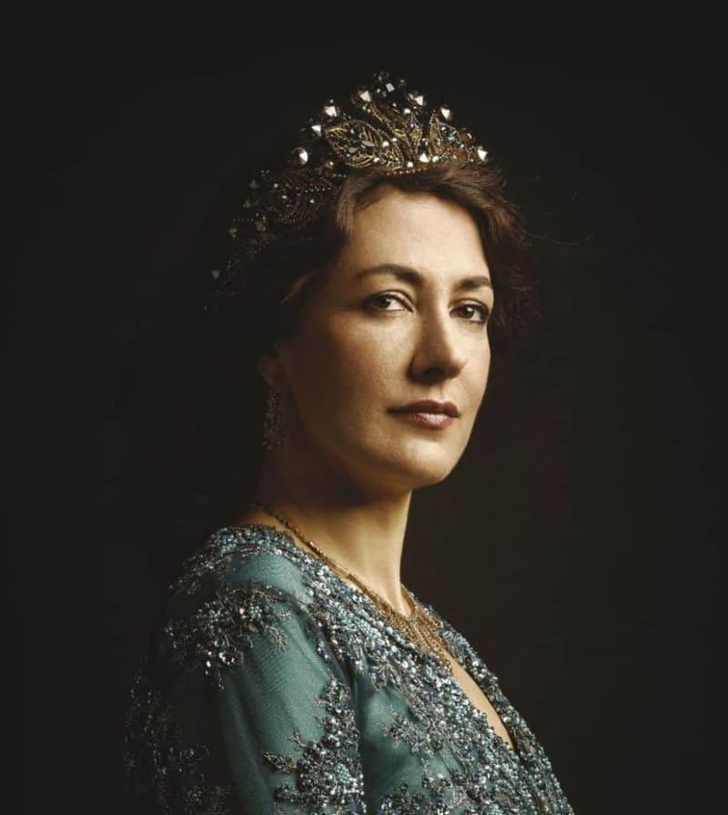 Образ Фатьмы-султан из сериала «Великолепный век»