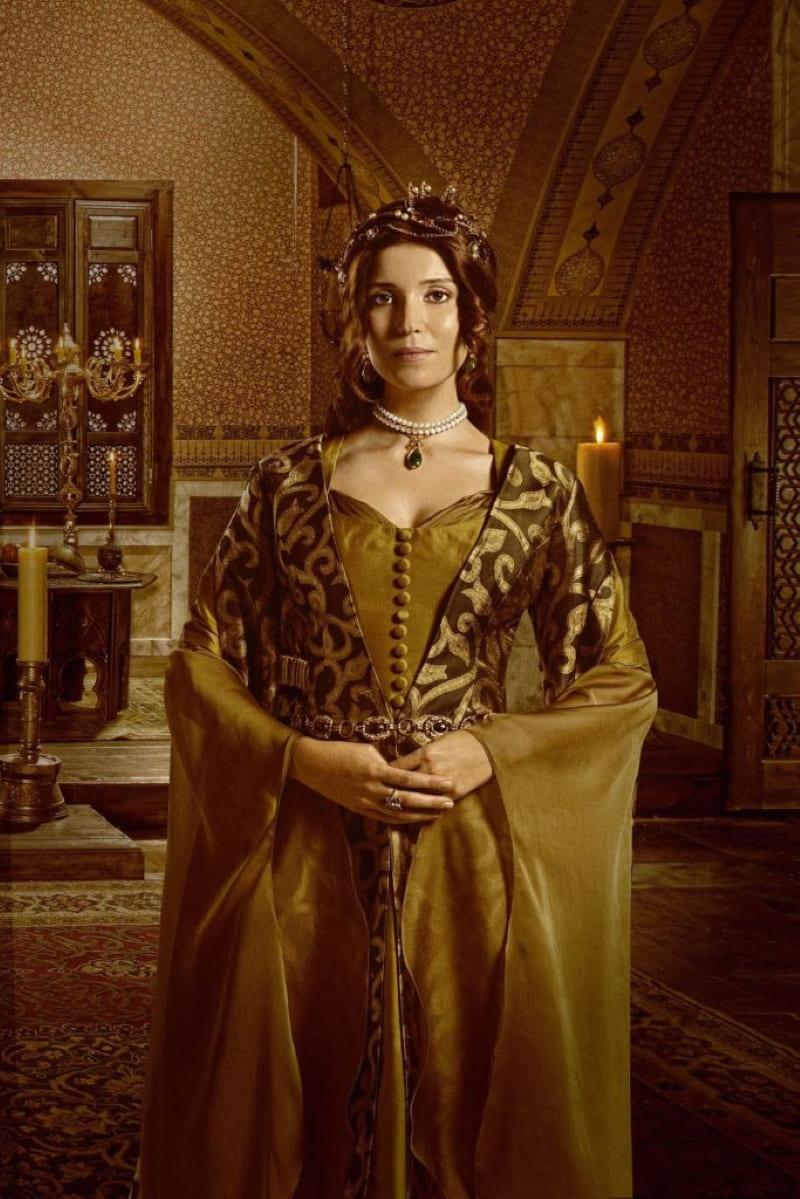 Образ Хатидже-султан из сериала «Великолепный век»