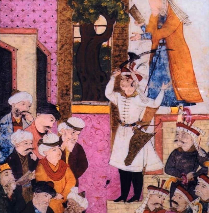 Шах Исмаил объявляет шиизм государственной религией
