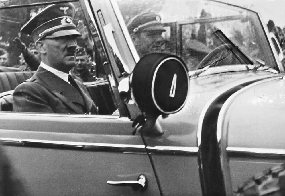 Визит Гитлера в захваченную Польшу, 1939 год / © Josef Gierse