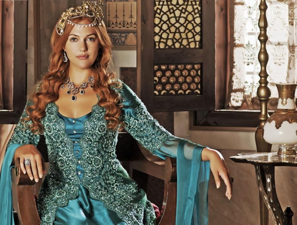 Образ Хюррем-султан в сериале «Великолепный век»