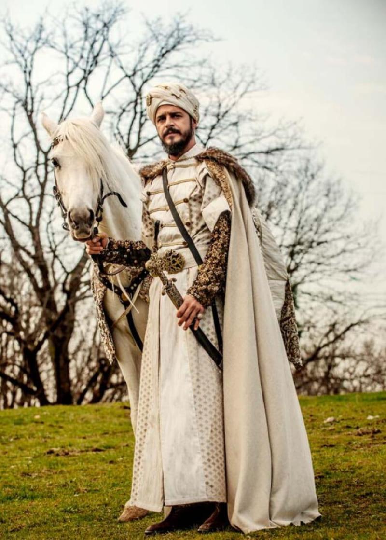 Образ шехзаде Мустафы в сериале «Великолепный век»