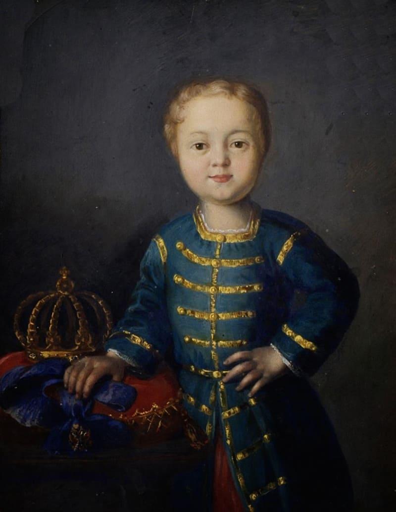 Портрет Ивана VI Антоновича