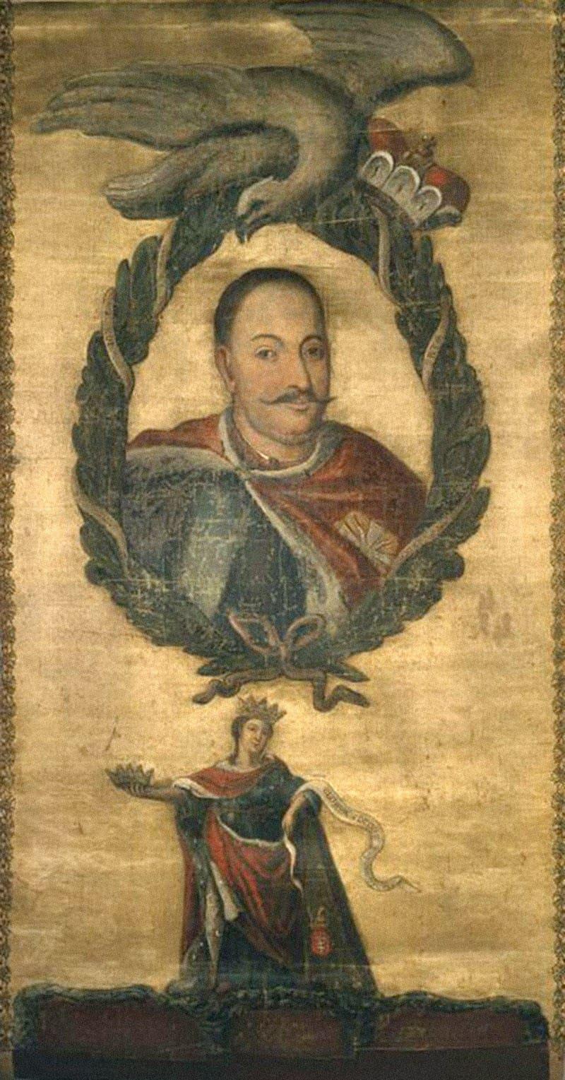 «Портрет Петра Ивановича Сапеги» / Национальный музей Варшавы, Польша