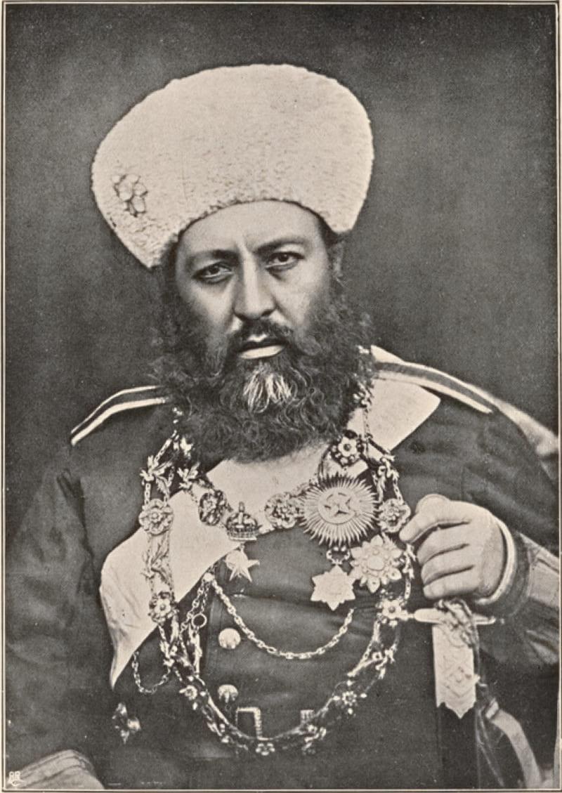 Абдур-Рахман хан, эмир Афганистана