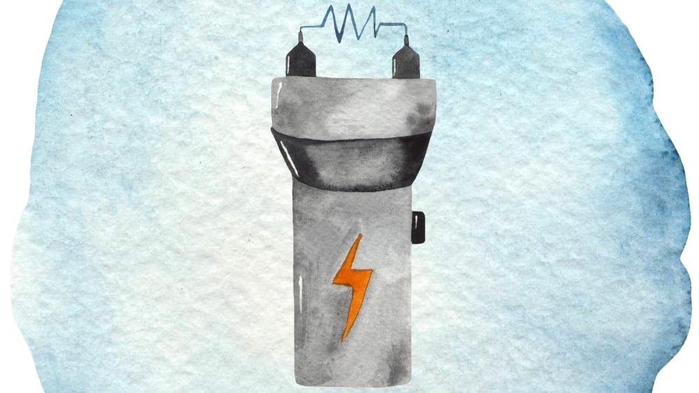 Электрошокер