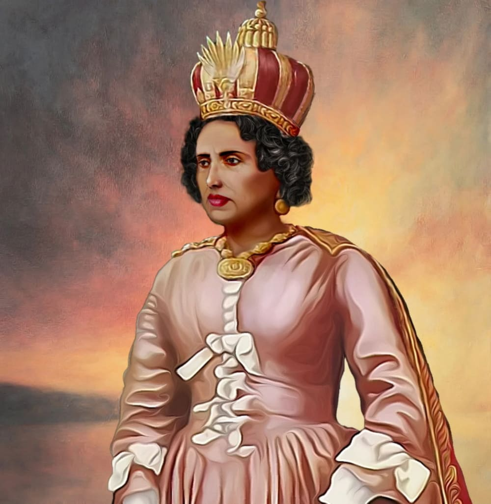 Королева Мадагаскара Ранавалуна I