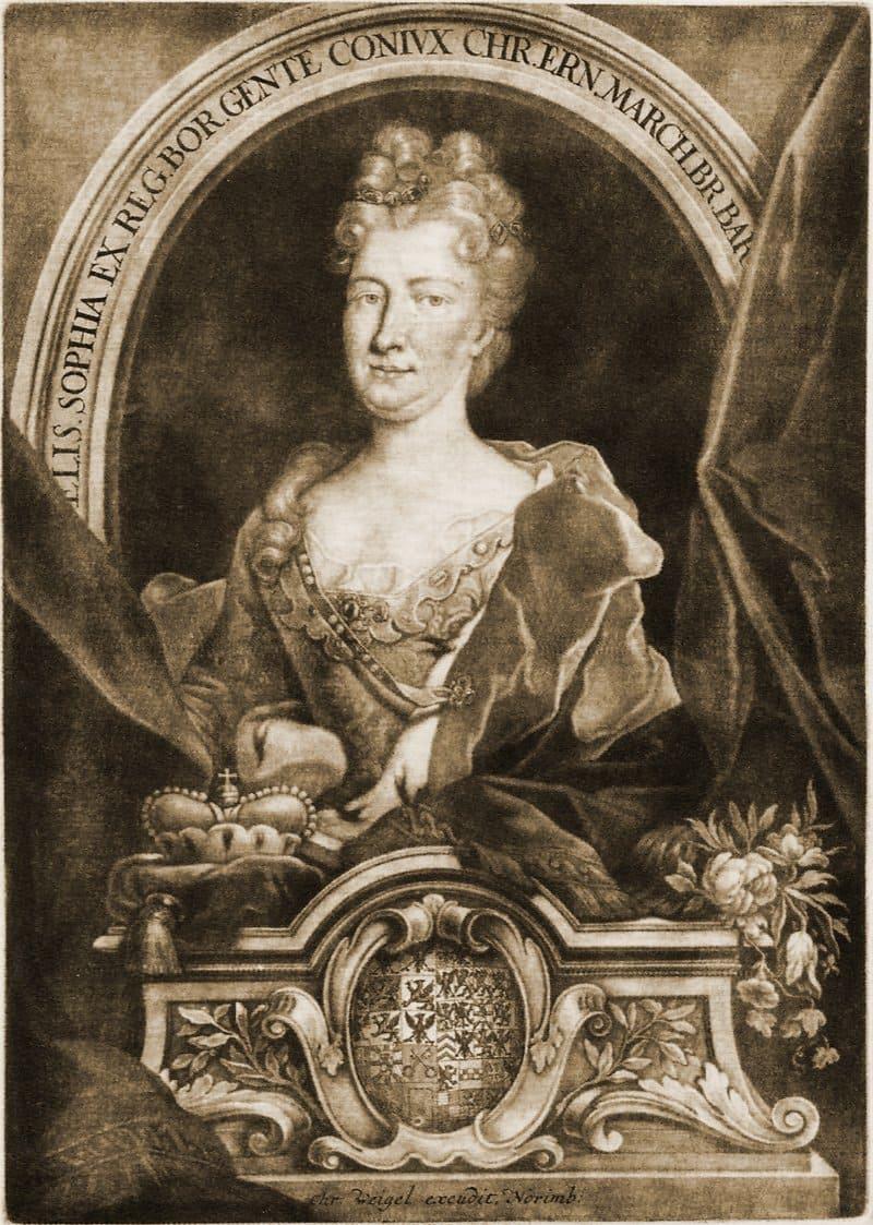 Кристоф Вайгель старший «Портрет Елизаветы Софии Бранденбургской»