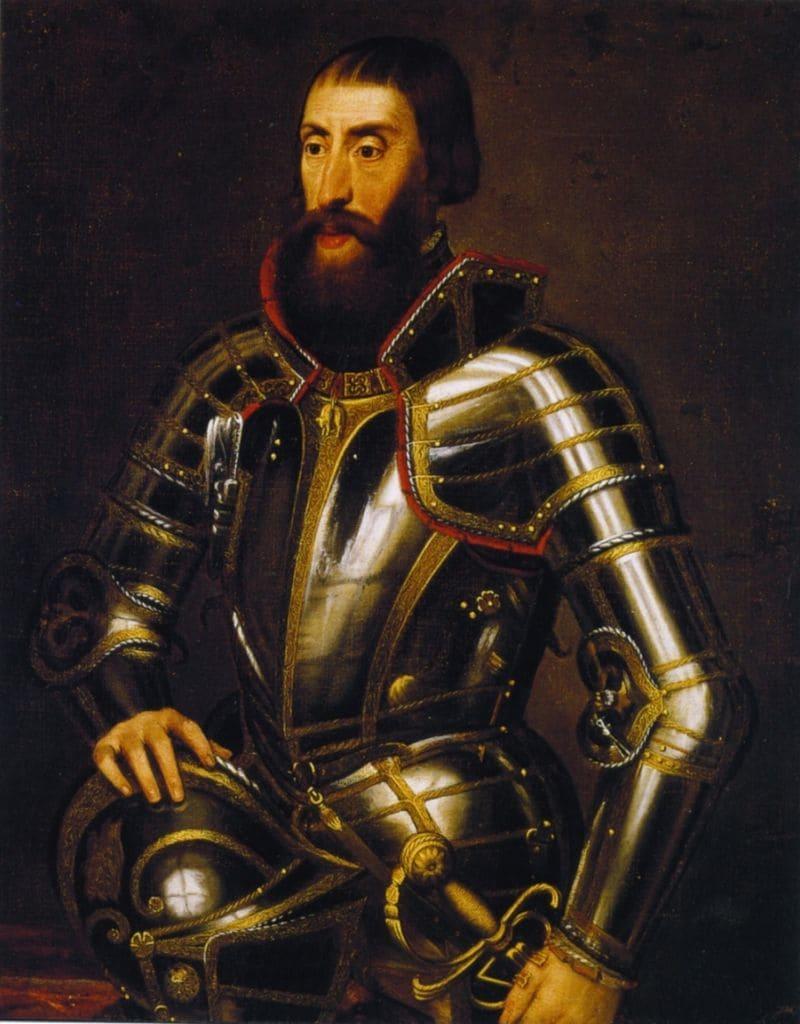 Неизвестный художник «Портрет Фердинанда I»