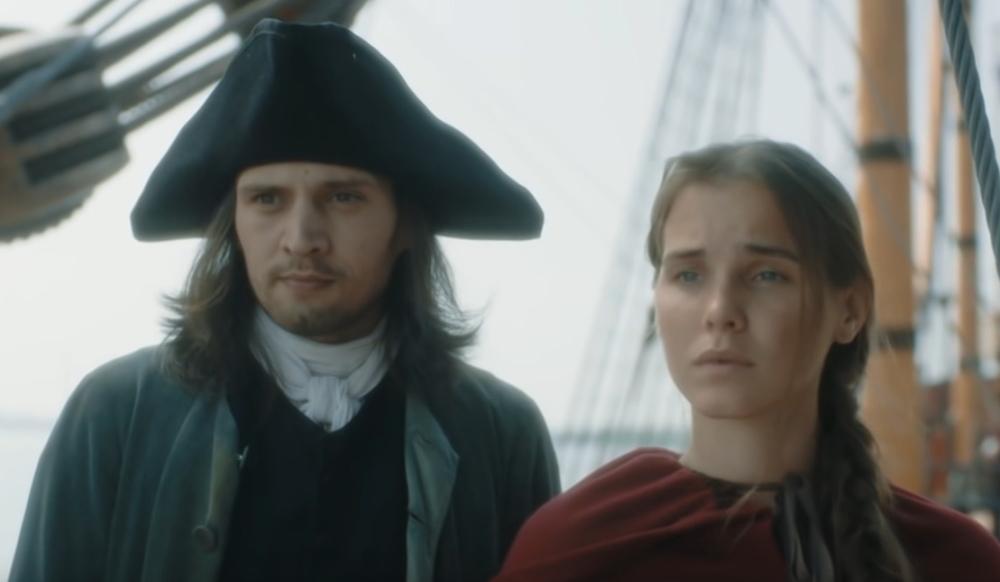 Образ Алексея Антоновича с сестрой в сериале «Екатерина.Взлет»