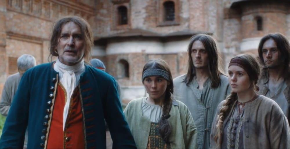 Образ Антона Ульриха и его детей в сериале «Екатерина»