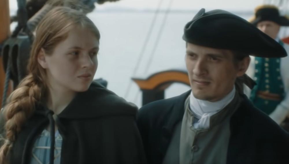 Образ Петра Антоновича с сестрой в сериале «Екатерина.Взлет»