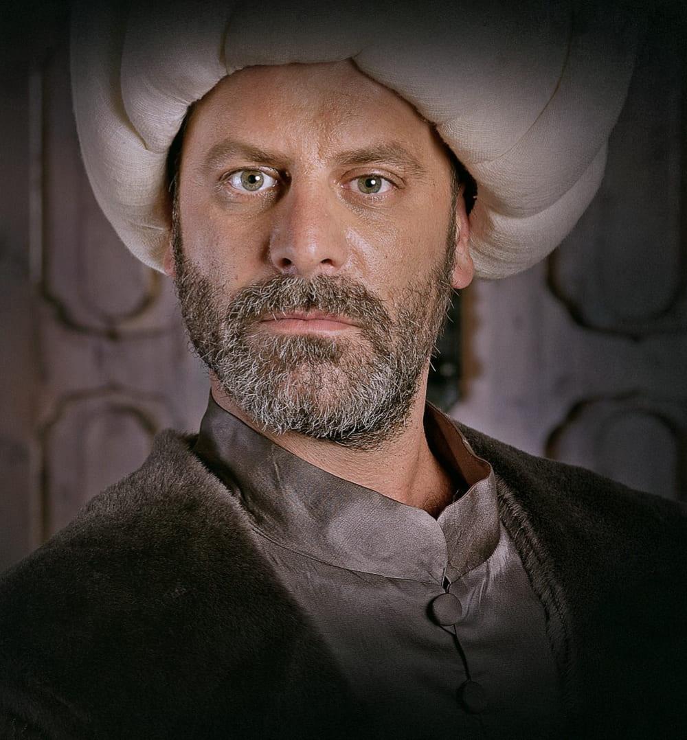 Образ Рустема-паши в сериале «Великолепный век»