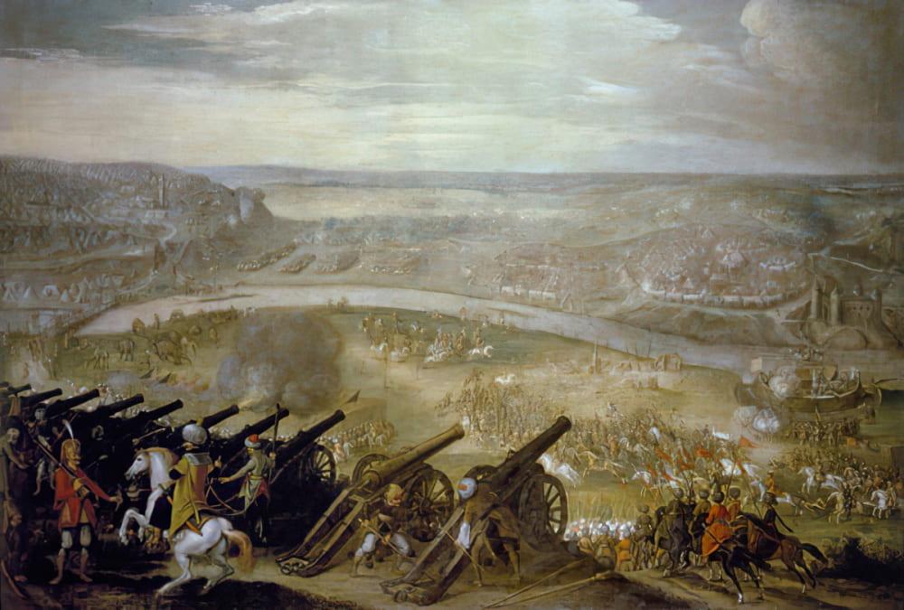 Питер Снайерс «Осада Вены в 1529 году»