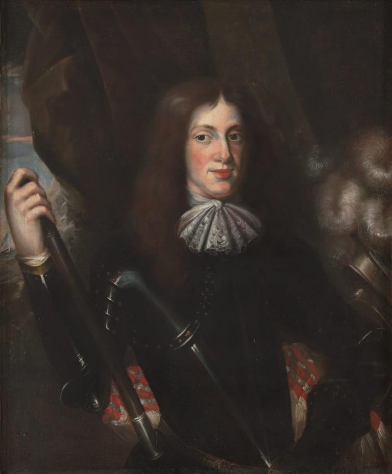 Портрет Фридриха Казимира Кеттлера / Замок Грипсхольм, Швеция