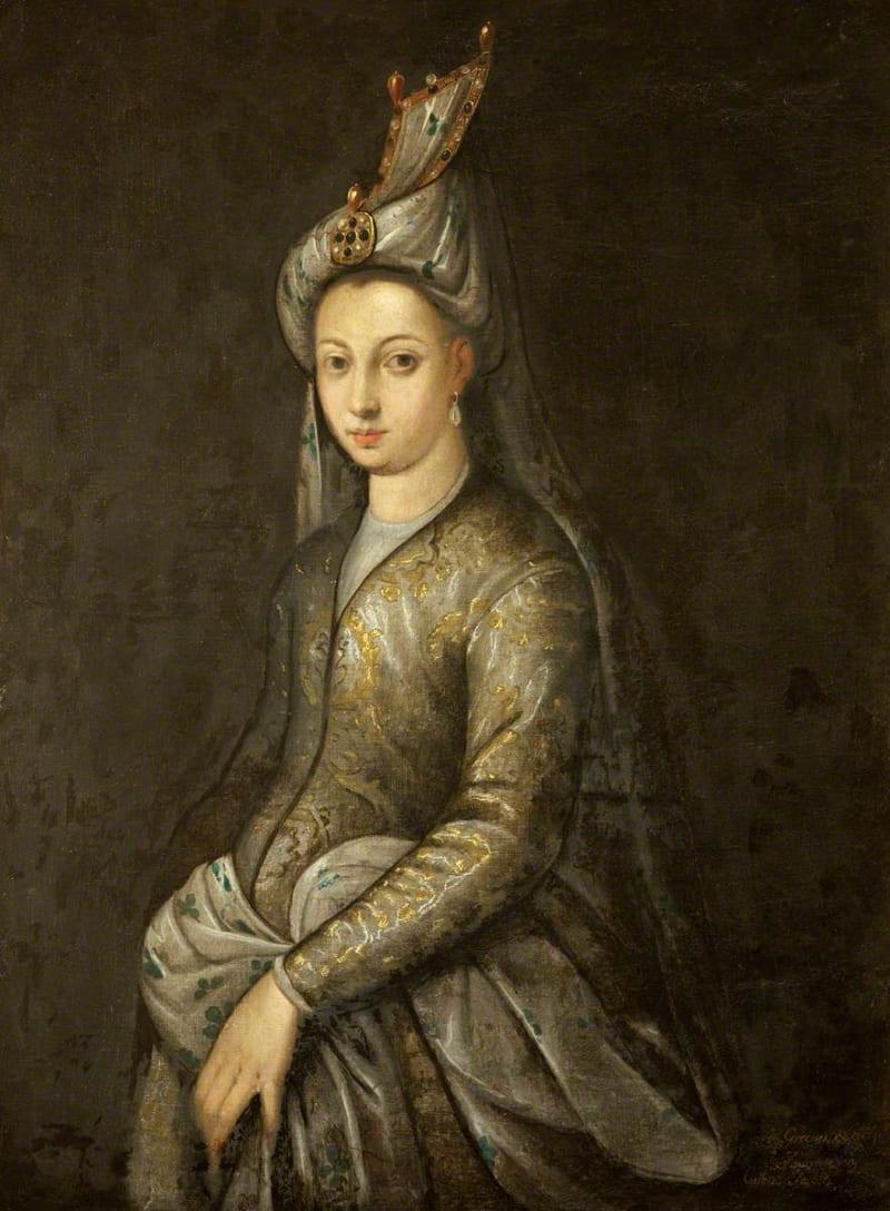 Тициан «Портрет Михримах-султан» / Национальный фонд, Великобритания