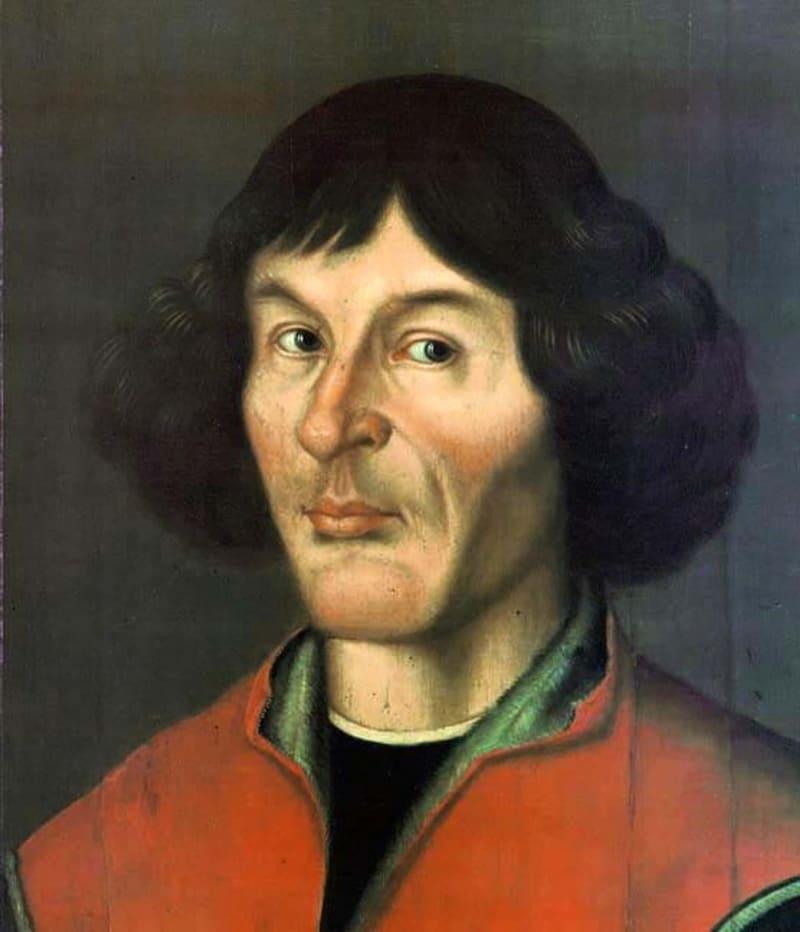 Портрет Николая Коперника / Музей в Торуне, Польша