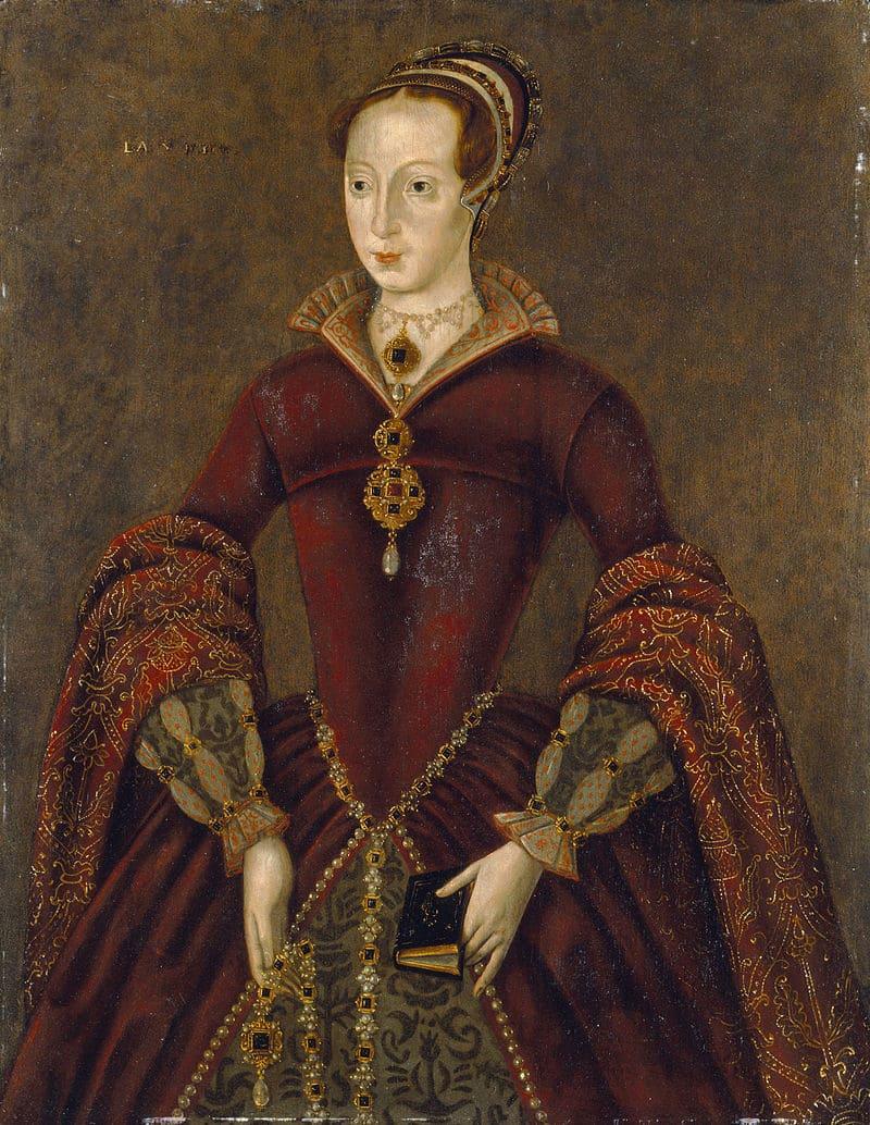 «Стретемский портрет», предположительно Джейн Грей / Национальная портретная галерея, Лондон
