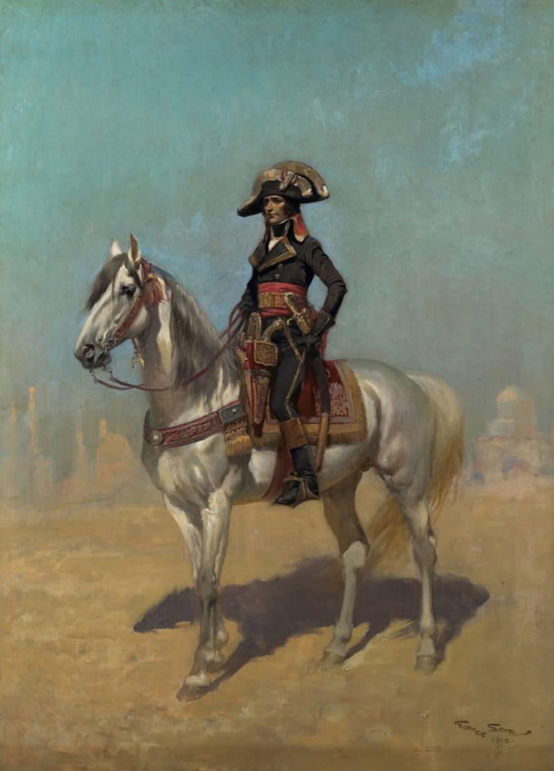 Жорж Скотт «Наполеон в Египте»