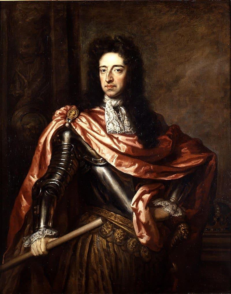 Готфрид Келлер «Портрет короля Англии Вильгельма Оранского» / Национальная галерея Шотландии