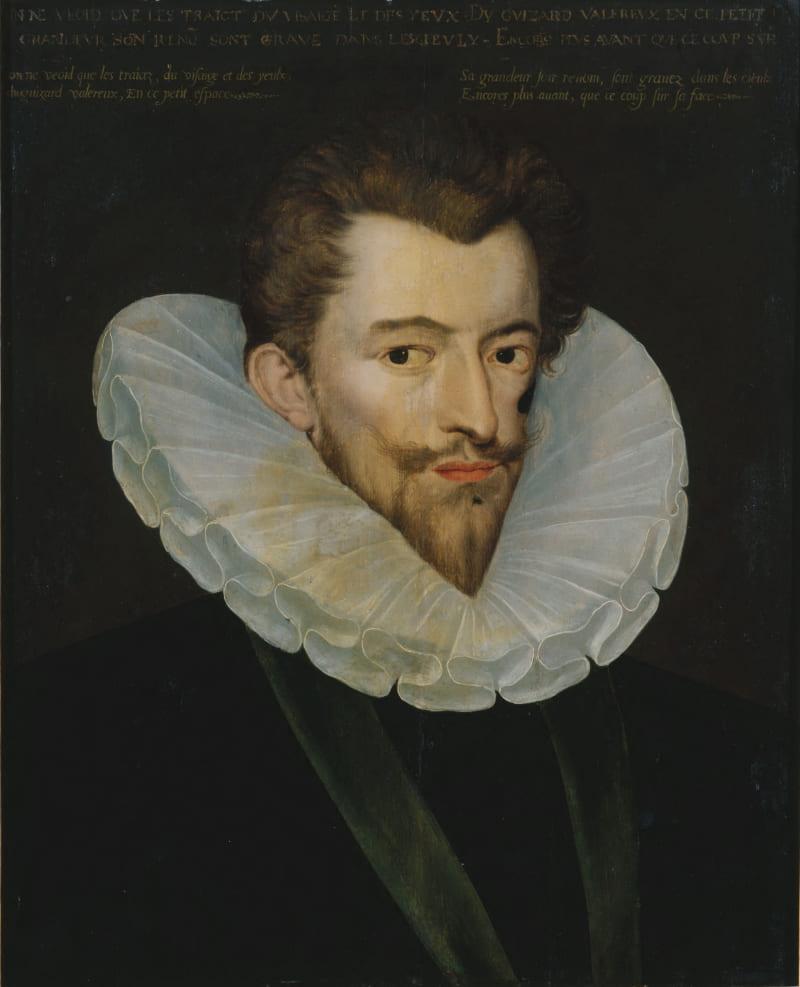 Неизвестный художник «Портрет Генриха I Лотарингского, герцога де Гиза»