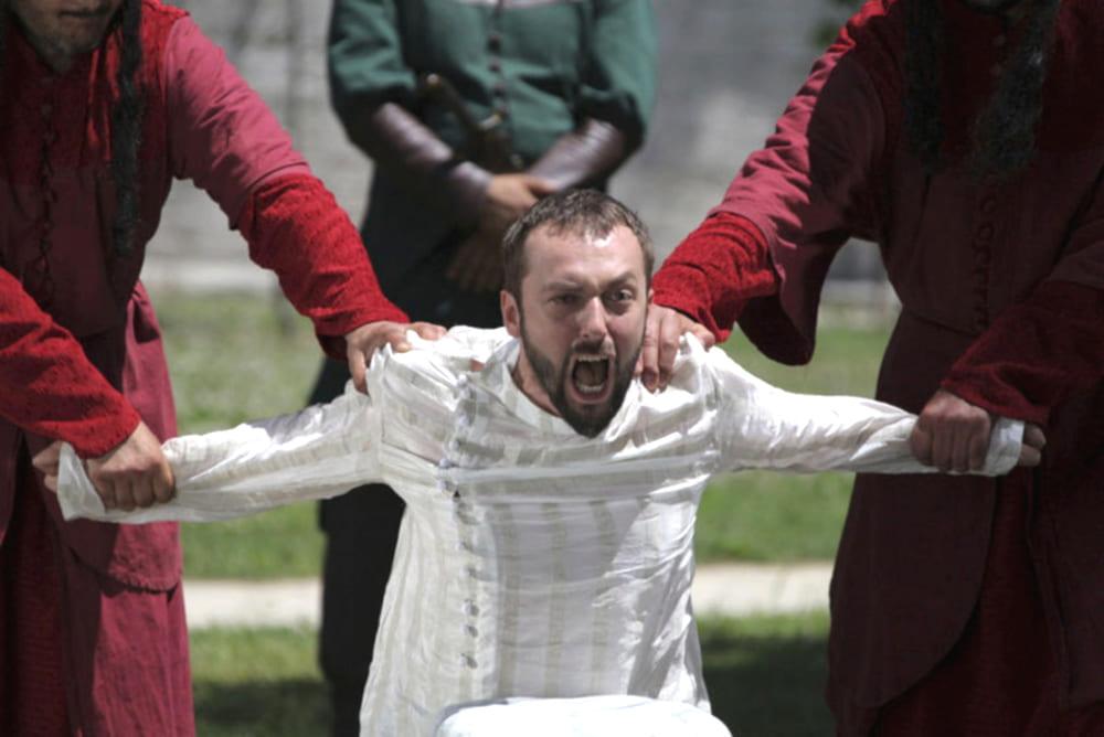 Образ Ибрагима-паши в сериале «Великолепный век»