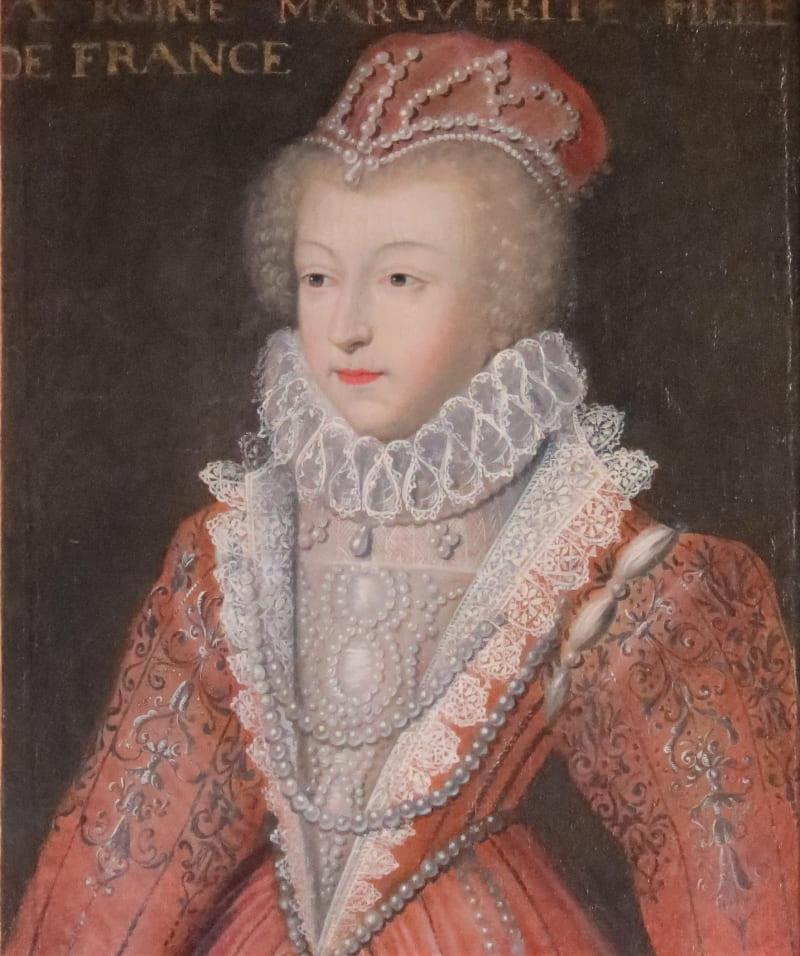 «Портрет Маргариты де Валуа, королевы Наварры»